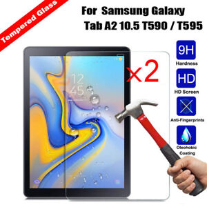 2x-TEMPERED-GLASS-Screen-Protector-for-Samsung-Galaxy-Tab-A-E-J-3-4-Lite-S-S2-S3