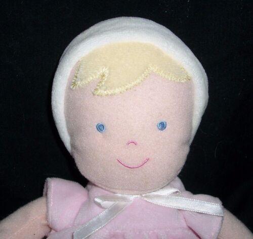 27.9cm Just One Jahr CARTER'S Hug Me Blondine Baby Doll Mädchen Plüschtier Teddys