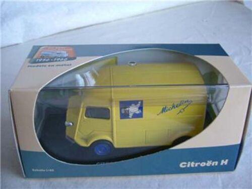 Citreon H Michelin van 1//43RD escala ELIGOR Amarillo empaquetado ejemplo T3412Z =