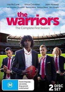 The-Warriors-Season-1-DVD-NEW-Region-4-Australia