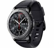 Nuevo Samsung Galaxy Gear S3 R760 Gear S3 Frontier Black