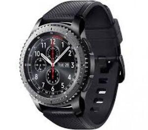 Nuevo-Samsung-Galaxy-Gear-S3-R760-Gear-S3-Frontier-Black