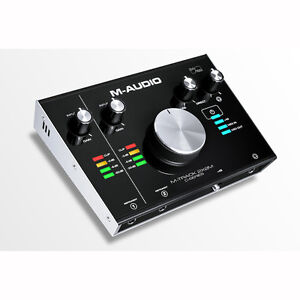 Awesome M Audio M Track 2X2M 2 Channel Usb Midi Home Recording Interface W Largest Home Design Picture Inspirations Pitcheantrous