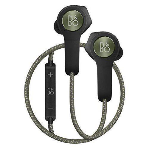 1 von 1 - B&O Play Beoplay H5 Wireless Bluetooth In-Ear-Kopfhörer moss green in OVP