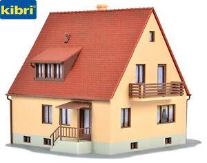 Kibri-H0-38180-Einfamilienhaus-NEU-OVP