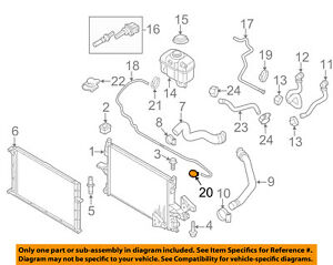 volvo xc90 engine coolant diagram wiring schematic diagram volvo suspension diagram volvo oem 07 14 xc90 3 2l l6 radiator overflow reservoir tank hose volvo xc90 parts