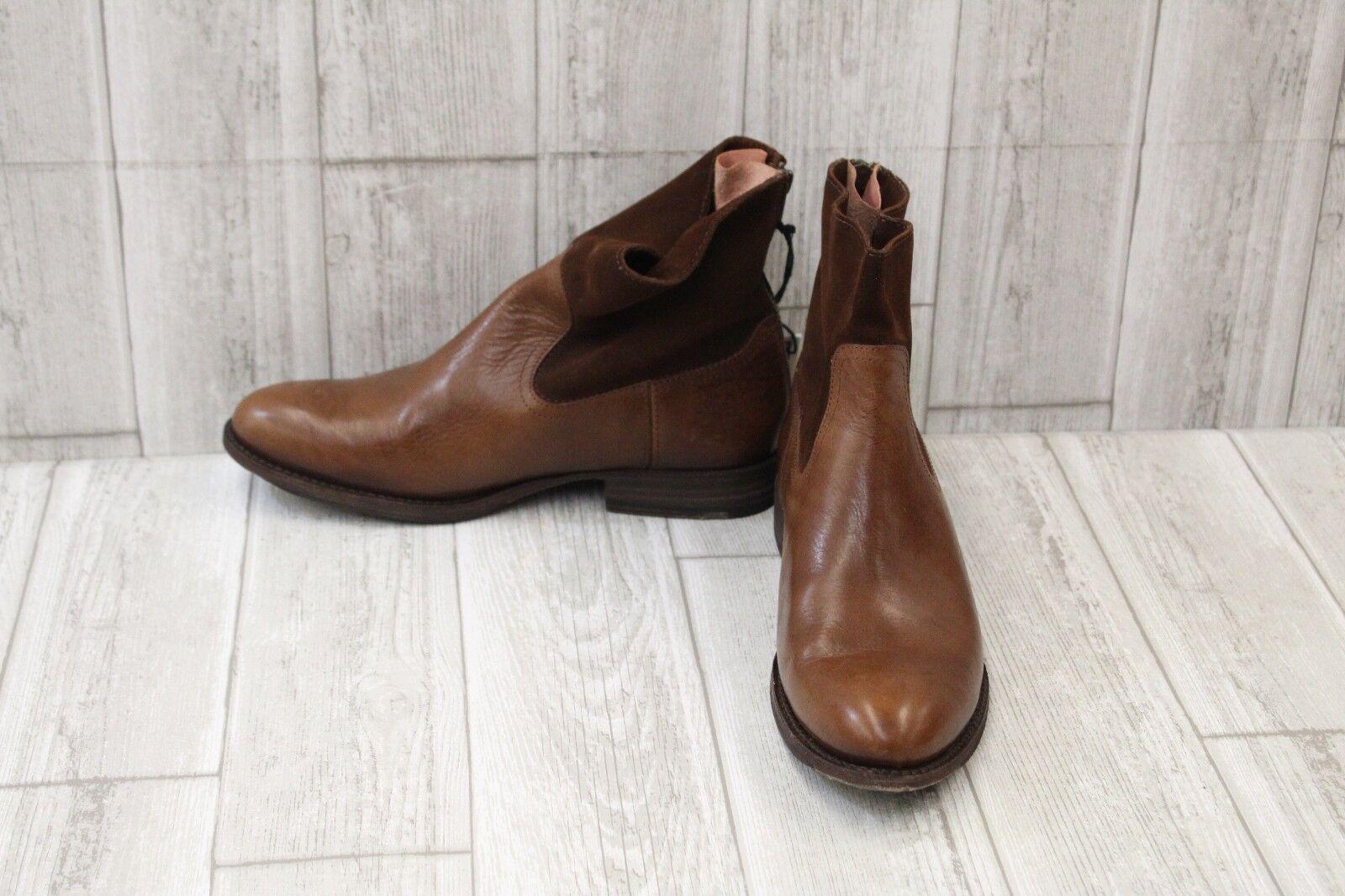 Frye Jamie Zip Bootie - Women's Size 9.5B, Redwood