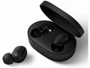 XIAOMI-AURICOLARI-WIRELESS-MI-TRUE-EARBUDS-BASIC-BLACK-AIRDOTS-NERO-BLUETOOTH