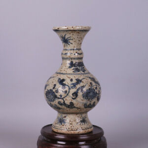 Chinese-old-porcelain-Blue-and-white-vase