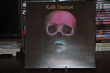 "KEITH EMERSON INFERNO OST  LP 33 GIRI 12"""