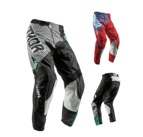 Thor Pulse geotec s8 crosshose Enduro motocrossquad Mx Pantalon