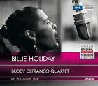 Live In Cologne 1954 by Billie Holiday/Buddy DeFranco Quartet (CD, Jan-2015, Delta)