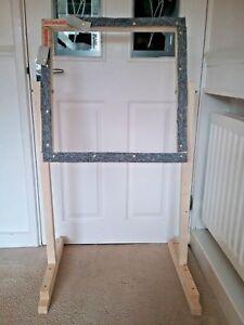 Rug Hooking Frame/Punch Needle Gestell und Ständer
