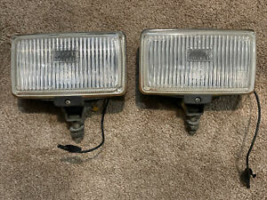 Vintage 70s 80s Bosch Halogen Off Road 4X4 Truck Fog Flood Light