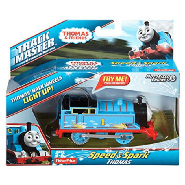 TRACKMASTER REVOLUTION  THOMAS TANK ENGINE TRAIN TRACK