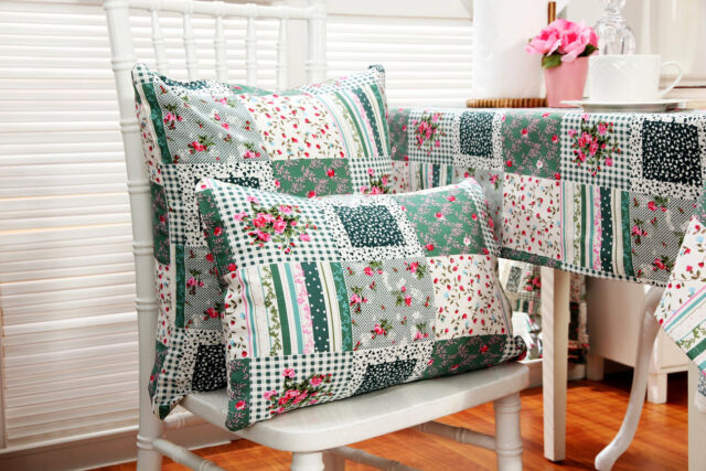 HEAVY COTTON SOFT FURNISHING FABRIC TWILL Quality Printed Canvas Calico Material