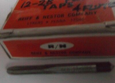 12 28 NF R/&N Tap Thread Second 2nd 4Fl HS GH3