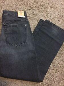 e8ec75c7 NWT Urban pipeline men's jeans slim straight leg grey size 38x30 ...