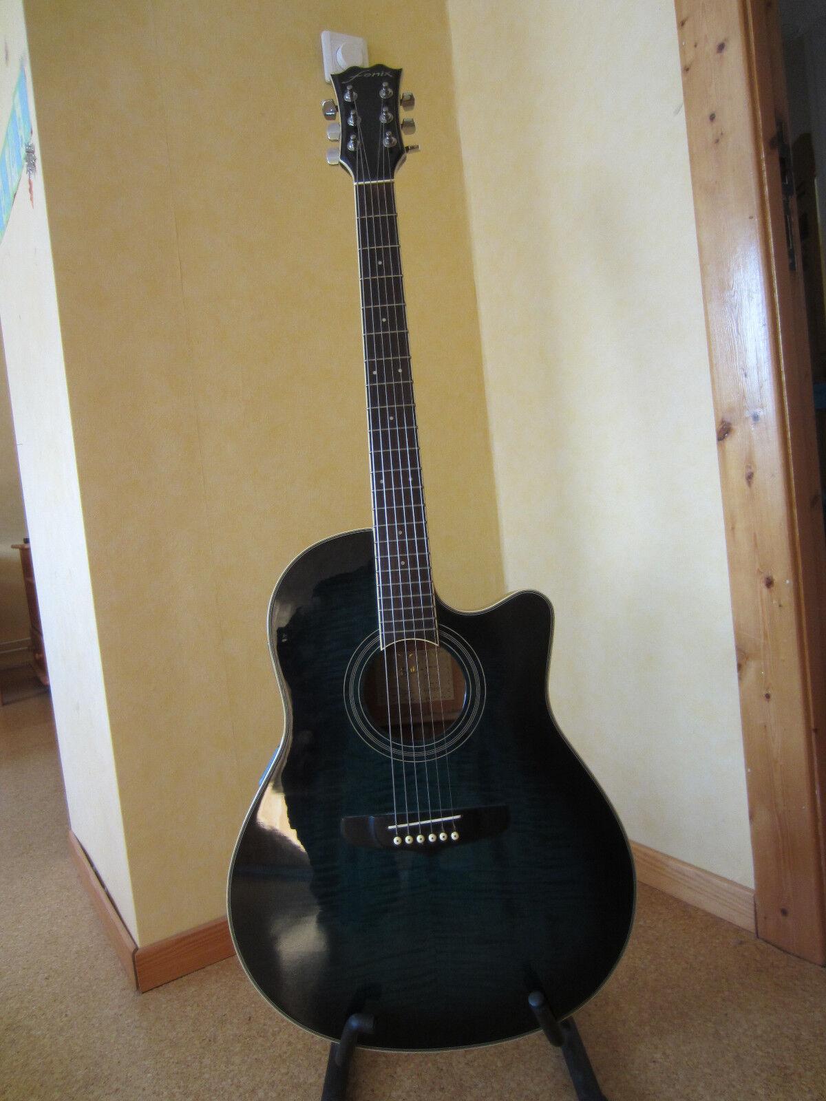 Fenix SL90 by Young Chang elektro-akustische Gitarre, Guter Zustand