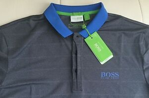d0d1e1a83 NWT- Authentic Hugo Boss Paddy MK1 Regular Fit Polo Shirt (Size ...