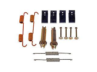 Emergency Brake Hardware Kit For 2006-2007 Jeep Liberty; Parking Brake Hardware