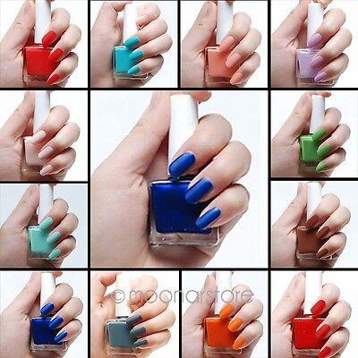 Women Matte Formula Lacquer Nail Polish Nail Care Art 12ML Beauty Fashion SELL