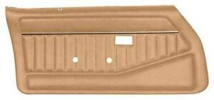 1978-81-Camaro-Firebird-Camel-Tan-Standard-Pre-Assembled-Door-Panels-Pair