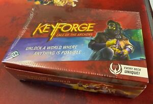 KeyForge: Call of the Archons sealed display box 12 decks new IN STOCK!