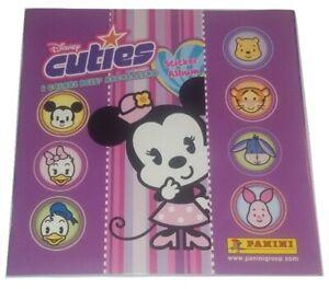 Disney-Cuties-Album-Vuoto-Panini-Italia