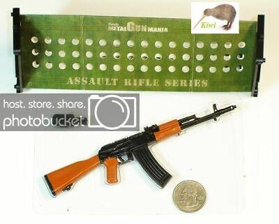 1:6 Scale Action Figure GUN MANIA FA MAS MACHINE RIFLE MODEL Furuta/_M5