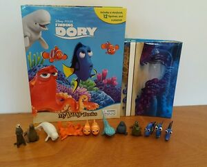 Disney Pixar Finding Dory My Busy Book 12 Character