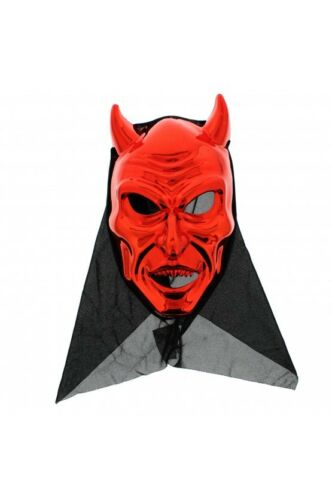 HALLOWEEN SCARY HORROR FACE MASKS FANCY DRESS PARTY COSTUME