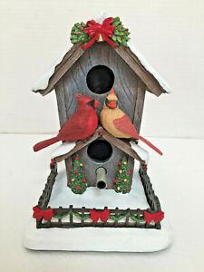 Bradford Exchange Songbird Tree Ornaments Tabletop Tree Musical/Lighted | eBay