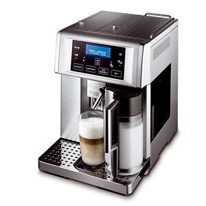 DeLonghi ESAM 6700.EX 3 PrimaDonna Avant Kaffeevollautomat Edelstahl