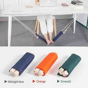 Image Is Loading Feet Hammock Desk Foot Chair Care Tool Outdoor
