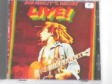 BOB MARLEY & THE WAILERS -Live At The Lyceum- CD