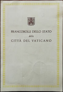 State-Stamps-of-the-Vatican-Company-Stamp-Card-1968