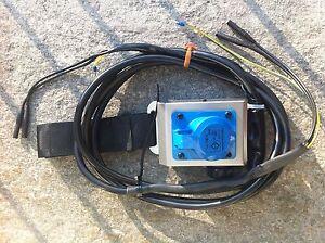 Kabel Link in Parallel für Generatoren Strom Honda EU 20i | eBay