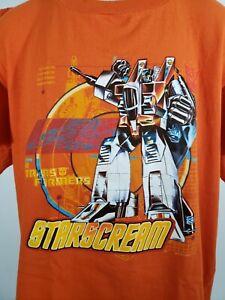 Transformers-Vintage-Shirt-Starscream-2000-Hasbro-Size-L-Large-2160