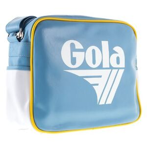 TRACOLLA-GOLA-REDFORD-CUB-901-SKY-BLUE-WHITE-YELLOW-NUOVO-AFFARE