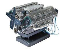 Haynes motore a combustione interna completamente funzionale motorizzato V8 modello da4817