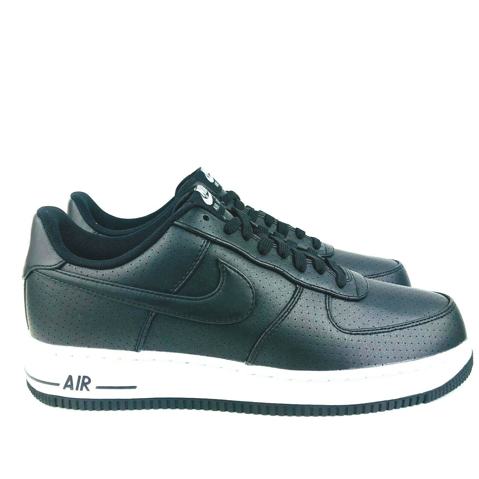new style 15106 5731c Nike Air Force 1 Low Dream Team Lifestyle Sneakers Black 718152-014 size 10