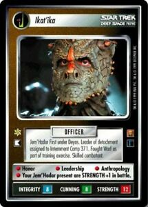 Krayton Ship Rules Of Acquisition Rare Mint Star Trek CCG 1E