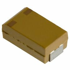 5 pcs. KEMET  SMD Tantal Kondensator  100uF 16V D  20% ESR: 100mOhm
