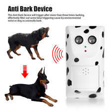 Ultrasonic Anti-Bark No Barking Control for Pet Dog Repeller Training Device NEW