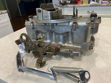 Holly 600 Carburetor 84010 2 Vacuum Secondaries With Attachments