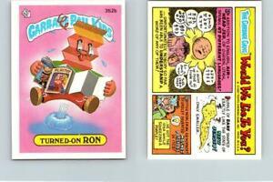 1987 Series 9 Topps Gpk Garbage Pail Kids 352b Virou On Ron Ebay