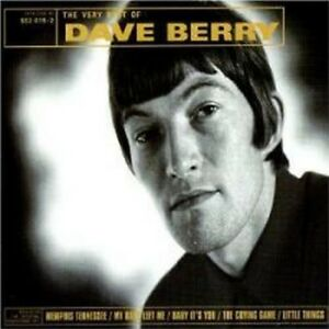 Dave-Berry-The-Very-Best-Of-NEW-CD