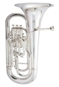 John-Packer-Professional-Compensating-Euphonium-Model-JP374S-DEMO-MINT