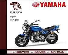 yamaha service manual complete copy version yamaha xjr1300 ebay rh ebay co uk V Star 1300 Tourer V Star 1300 Motorcycles